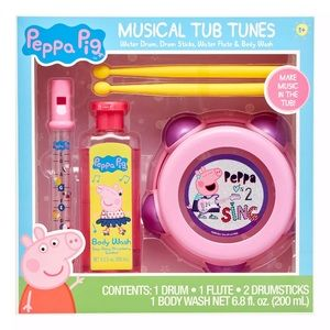 Peppa Pig 🐷 Musical Tub Tunes NEW!